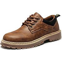 Giày Boot Da Nam Thời Trang