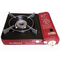 Bếp Ga Mini Chống Cháy Nổ Namilux PL1911PF Van Inline-Cut Tự Động Ngắt Ga Trong (Màu Ngẫu Nhiên) - Hàng Chính Hãng