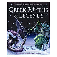 Usborne Greek Myths & Legends