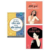 Combo 3 Cuốn Sách Tư duy - Kỹ năng sống Hay Nhất: Cân Bằng Cảm Xúc, Cả Lúc Bão Giông + Bạn Đắt Giá Bao Nhiêu? + Bạn Mới Là Chủ Nhân Của Cuộc Đời Mình ( Tặng Kèm PostCard Greendlife)