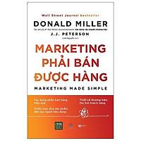 Sách - Marketing Phải Bán Được Hàng