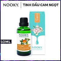 [50ml] Tinh dầu Cam ngọt NOOKY 100% Thiên Nhiên - TORO FARM
