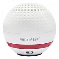 Loa Bluetooth SoundMax R-100/4.0 3W TG - Hàng Chính Hãng