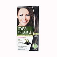 Màu nhuộm organic phủ bạc đen Farcom Mea Natura 3.0 Dark Chestnut (150ml)