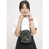 Túi đeo chéo mini thời trang trong suốt MIDORI DESIGN cao cấp MD002