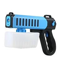 D C5 V 10W Electric Sprayer Fogger Mist Machine Spray Atomizer Steam G-un with Blue Light USB Powered Operated 800ml