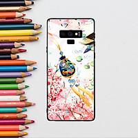 Ốp Lưng Kính Cường Lực cho điện thoại Samsung Galaxy Note 9 - DHCL Mẫu 3