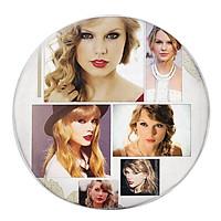 Gối Ôm Tròn Taylor Swift Nature Beauty - GOZUP007