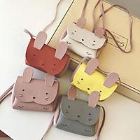 Túi đeo mini hình thỏ dễ thương cho bé gái