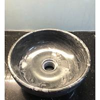 Chậu lavabo đá nguyên khối non nước chất lượng cao