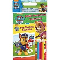 Nickelodeon PAW Patrol Activity Pack - Chú chó cứu hộ