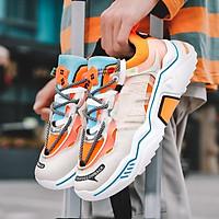 Giày Nam tăng chiều cao 5cm - Giày Sneaker Nam Hot Nhất 2021