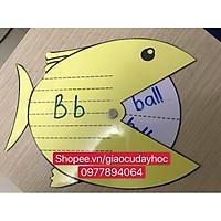 Game cá xoay dạy phonics ️giáo cụ đồ dạy học cần thiết cho giáo viên