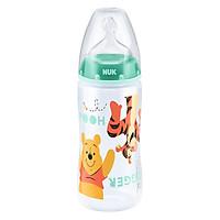Bình Sữa NUK PP Disney (300ml) Núm Ti Silicone S1 (Size M) NU11731 - Màu Ngẫu Nhiên