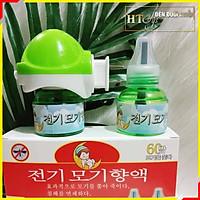 Đèn đuổi muỗi Hàn Quốc xông tinh dầu thiên nhiên HT SYS