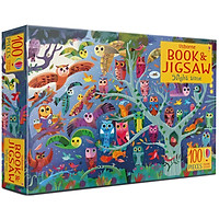 Picture Book & Jigsaw Night Time
