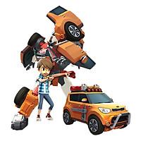 Đồ Chơi Lắp Ráp Young Toys - Tobot Adventure X