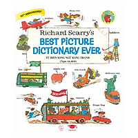 Richard Scarry's - Best Picture Dictionary Ever - Từ Điển Bằng Tranh