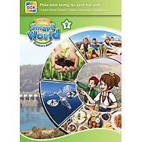 i-Learn Smart World 7 Phần mềm tương tác sách học sinh