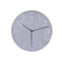 Đồng hồ treo tường kim trôi JYSK Brondby nhựa nhiều màu DK 30cm