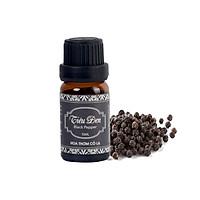 Tinh Dầu Tiêu Đen - Black Pepper Essential Oil 5ml - Hoa Thơm Cỏ Lạ