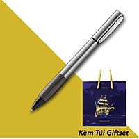 Bút Bi Nước Lamy Accent Kèm Túi Giftset '' Sự Nghiệp Vững Vàng - Vươn Xa Biển Lớn '' Cao Cấp