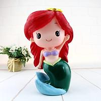 Ống đựng tiền tiết kiệm Nàng tiên cá Ariel