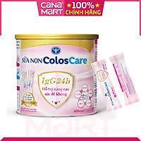 Sữa non Nutricare Coloscare IgG 24h bổ sung kháng thể từ nguồn sữa non (42 Gói/84G)