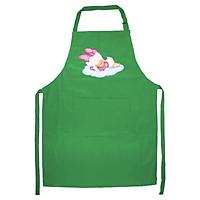Tạp Dề Làm Bếp In Hình Chú Vịt Hoạt Hình Đáng Yêu - Mẫu001