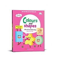 Sách Tương Tác - Lift-The-Flap-Lật Mở Khám Phá - Colours And Shapes - Màu Sắc Và Hình Dạng ( Tái Bản )