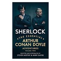 Sherlock Holmes: The Essential Arthur Conan Doyle Adventures Vol 2 - Cuộc phiêu lưu của Arthur Conan Doyle Phần 2