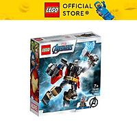 Đồ chơi LEGO SUPERHEROES Chiến Giáp Thần Sấm Thor 76169