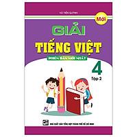 Giải Tiếng Việt 4 - Tập 2