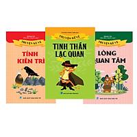 Sách thiếu nhi - Combo Truyện kể cho bé 3