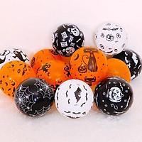 10 bong bóng in hình trang trí Halloween