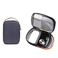 Túi đựng máy ảnh pin và phụ kiện công nghệ chống nước, quai da