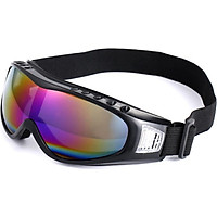 Sports Ski Goggles Eyewear anti fog UV Protective windproof  Eyewear Snowboard Anti-Glare Glasses