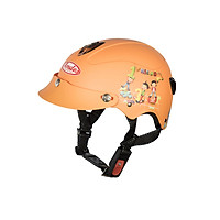 Mũ Bảo Hiểm Andes Trẻ Em - 3S108S Tem Nhám S95