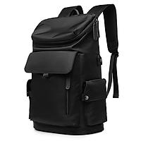 Balo đa năng vải oxford cao cấp chống nước chống xước BLLT007 - Đựng laptop 17 inch  - đi học - du lịch