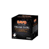 Trà SAVO Bá Tước (Earl Grey Tea) - Hộp 12 Gói x 3g