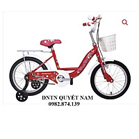 Xe đạp Trẻ em Thống Nhất kiểu HQ 16-03 (Dành cho trẻ từ 4 - 7 tuổi) - Hàng chính hãng