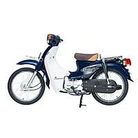 Xe Máy 50cc DK Retro - Màu Xanh Cửu Long