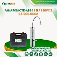Máy lọc nước ion kiềm Panasonic TK AB50 nhập khẩu Nhật Bản bao gồm bộ dụng cụ và hướng dẫn tự lắp đặt tại nhà từ A đến Z by Enterbuy Việt Nam - Hàng chính hãng