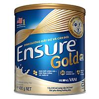 CRM - Sữa Bột Abbott Ensure Gold ESS Dinh Dưỡng Đầy Đủ Và Cân Đối (400g)