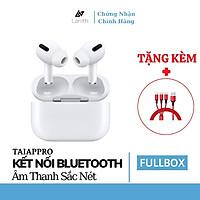 Tai nghe Bluetooth Không Dây Lanith Airs Pro - Tặng dây cáp sạc 3 đầu - Hàng Nhập Khẩu - TAIAPPRO.CAP0001