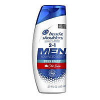 Dầu gội và xả Head & Shoulders Men 2in1 Old Spice Pure Sport 650ml