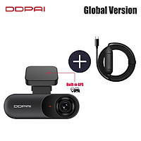 Global Version DDPAI Dash Cam mola N3 with Built-in GPS Driving Recorder Car On-Dash Mounted Cameras with Super Night