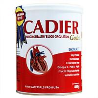 Sữa Cadier Gold Cho Tiểu đường, Tim mạch 400g