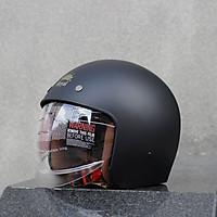 Mũ Bảo Hiểm Royal M139 Kính Âm