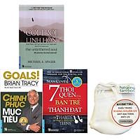 Combo 3 Tựa Sách: 7 Thói Quen Của Bạn Trẻ Thành Đạt (Tái Bản 2019) + Chinh Phục Mục Tiêu (Tái Bản 2019) + Cởi Trói Linh Hồn (Ép Tặng Kèm 5 Khẩu Trang)